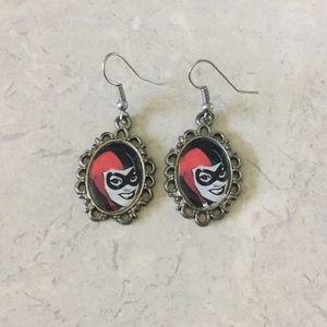 Jewelry - Harley Quinn Earrings